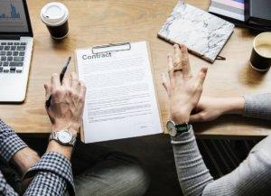 Le juridique des contrats