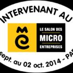 Conférence d'ABC Portage au Salon des micro-entreprises
