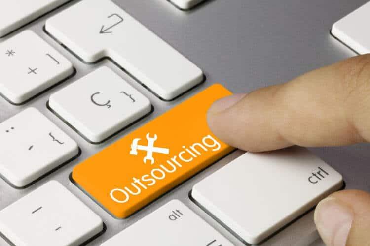 Chiffres de l'outsourcing