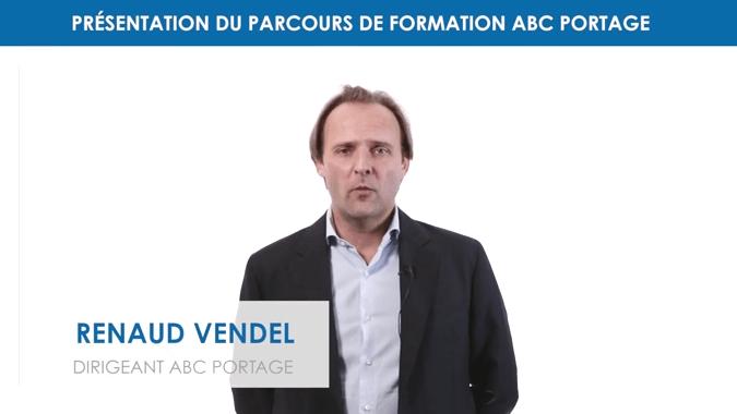 Renaud Vendel parcrous de formation