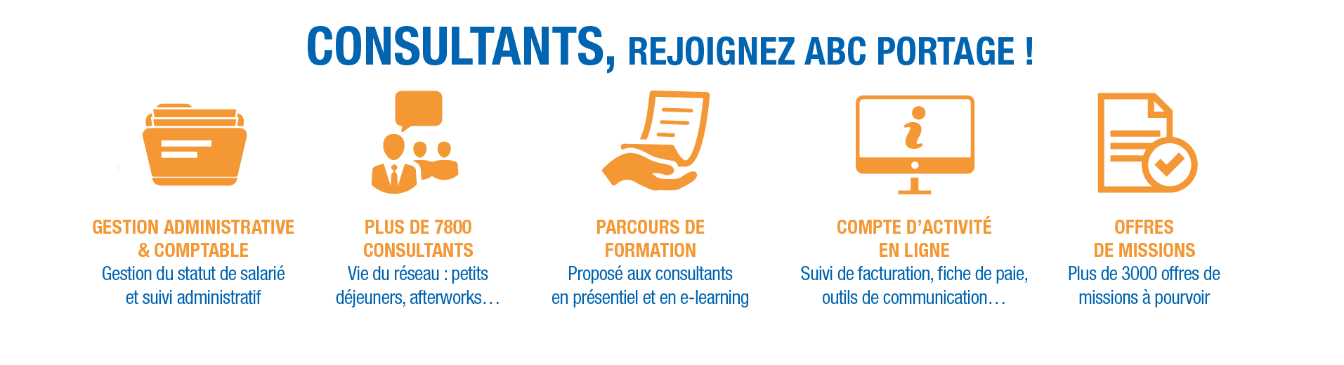 Consultants et portage salarial
