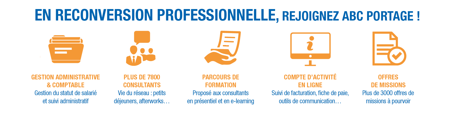 En reconversion professionnelle