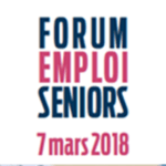 Événement à venir : Forum Emploi Seniors, Paris le 07 mars