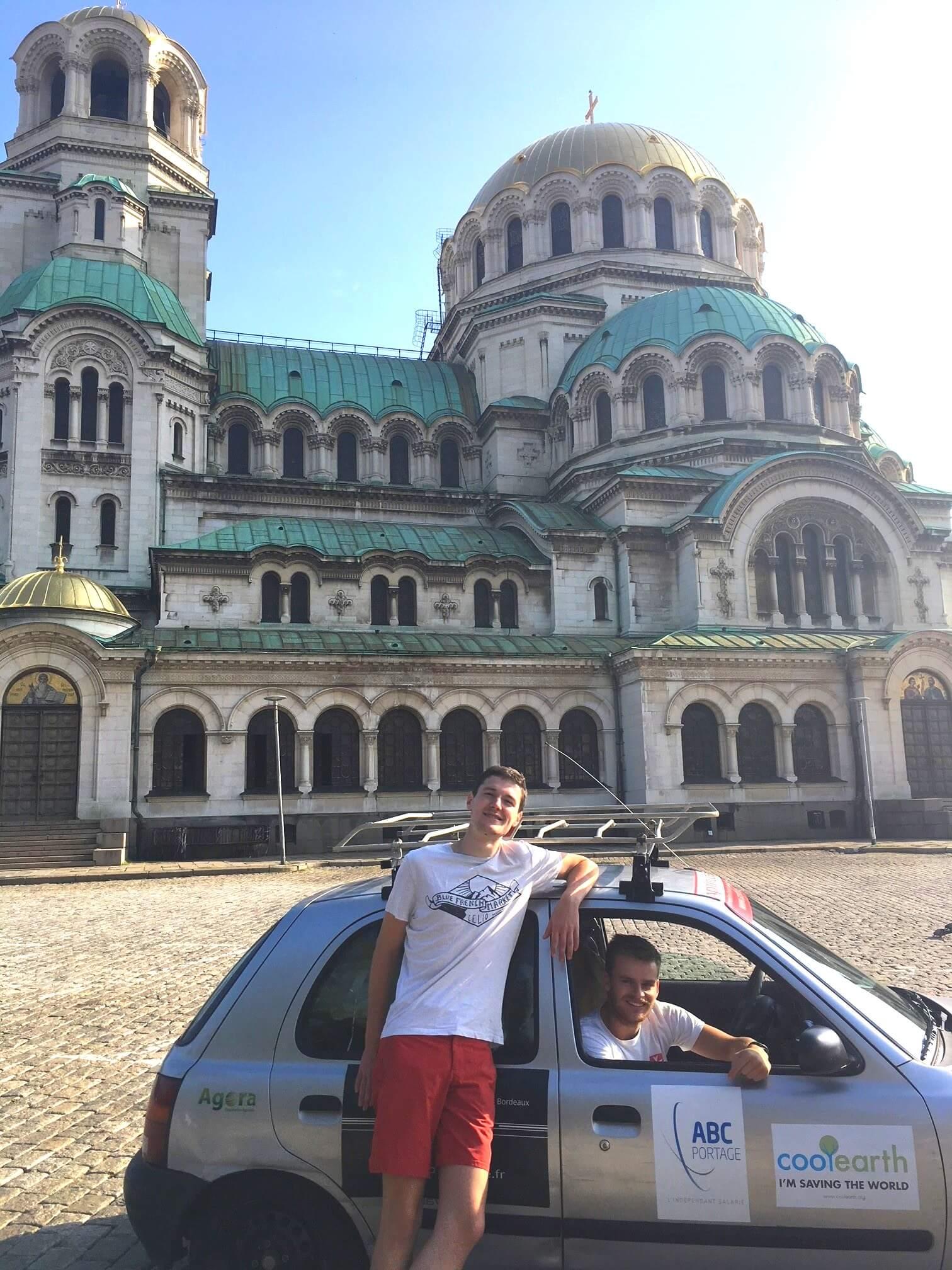 Baudoin et Arnaud Bulgarie