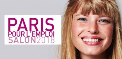 Salon Paris pour l'emploi article