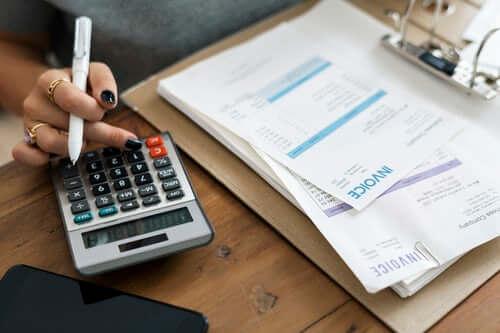 facture - Freelance pensez à bien estimer vos charges de fonctionnement