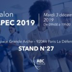 ABC Portage répond présent au salon APEC 2019
