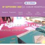 La Place Créative 2021 : le rendez-vous incontournable des créateurs d'entreprise